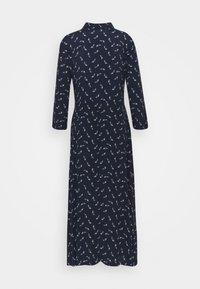 TOM TAILOR DENIM - Shirt dress - navy - 1