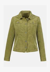 GINA LAURA - Summer jacket - gelbgrün - 2