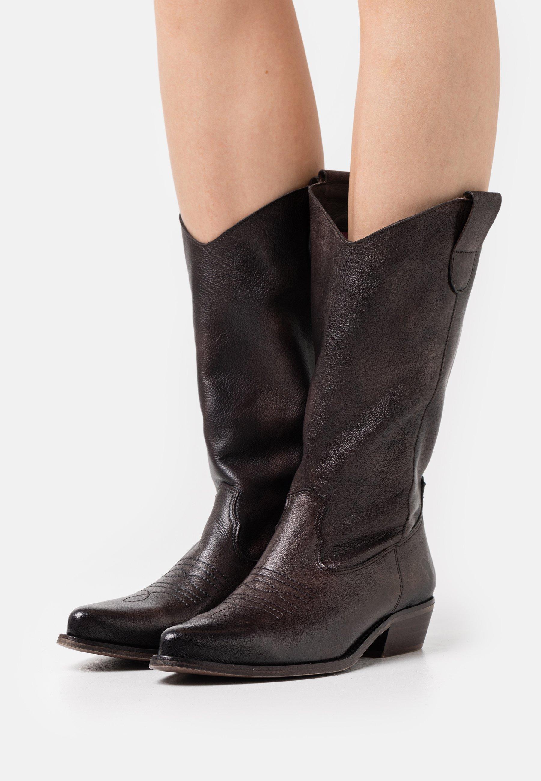 Women GERBBERA - Cowboy/Biker boots