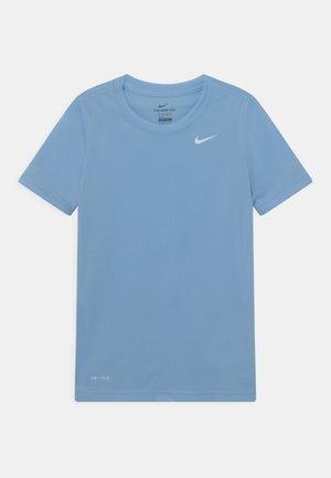 DRY LEGEND UNISEX - Print T-shirt - psychic blue