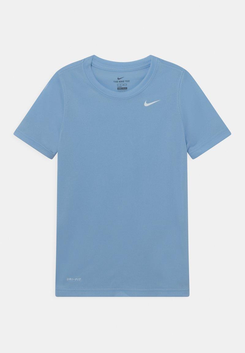 Nike Performance - DRY TEE LEGEND UNISEX - Jednoduché triko - psychic blue