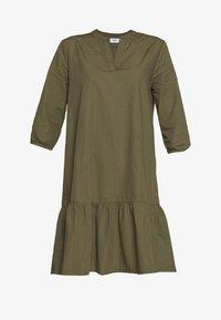 UZMA DRESS - Vestito estivo - army green
