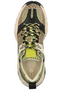 Scotch & Soda - Sneakersy niskie - yellow gold - 1