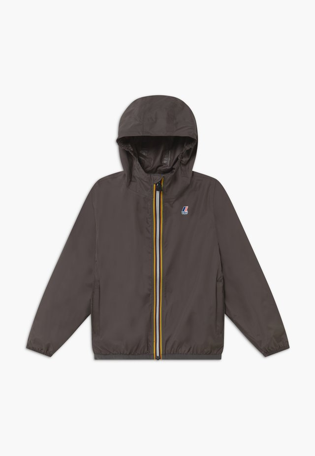 LE VRAI CLAUDE - Waterproof jacket - grey smoke
