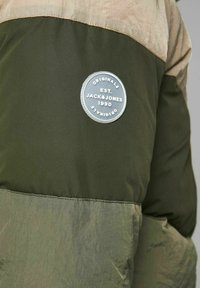 Jack & Jones - Winter jacket - chinchilla - 5
