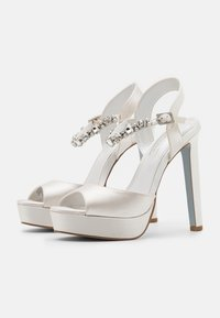 Dune London - MIRACLE - High heeled sandals - ivory - 2