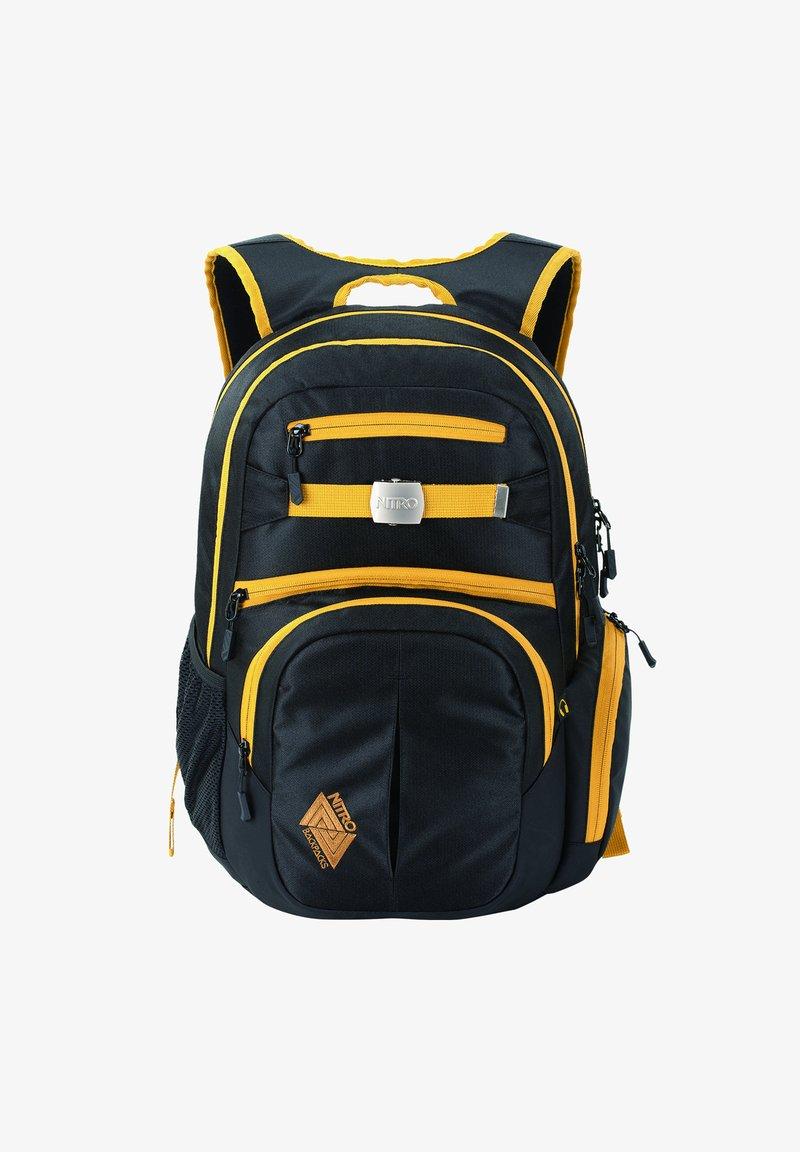 Nitro - Rucksack - golden black
