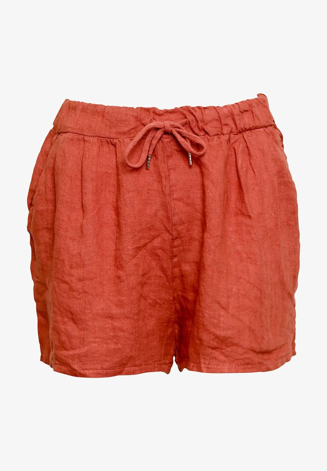 Shorts - dusty pink
