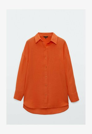 Chemisier - orange