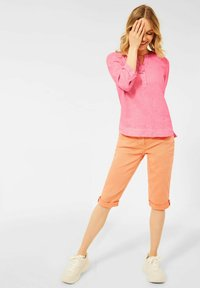 Cecil - IN UNIFARBE - Blouse - pink - 1