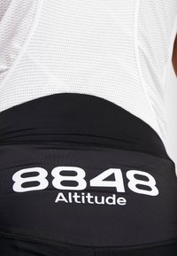8848 Altitude - SANTO BIKE BIB SHORTS 2.0 - Tights - black - 4