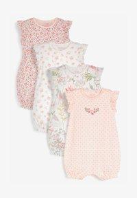 Next - 4 PACK  - Jumpsuit - pink - 0