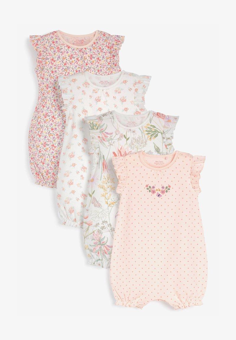 Next - 4 PACK  - Jumpsuit - pink