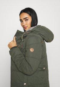 Ragwear - MERSHEL - Winter coat - olive - 3