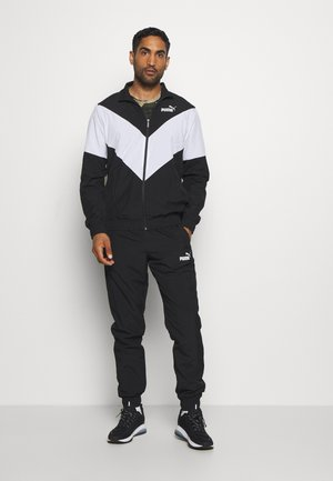 RETRO TRACKSUIT - Trainingspak - black