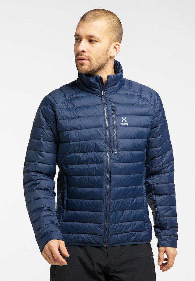 SPIRE MIMIC JACKET MEN - Winter jacket - tarn blue