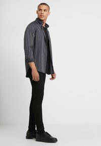 Denim Project - Jeans Skinny Fit -  black