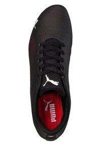 Puma - FERRARI DRIFT CAT 5 ULTRA - Trainers - puma black/rosso corsa - 1