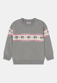 CHIARA FERRAGNI - Sweatshirt - grigio - 0