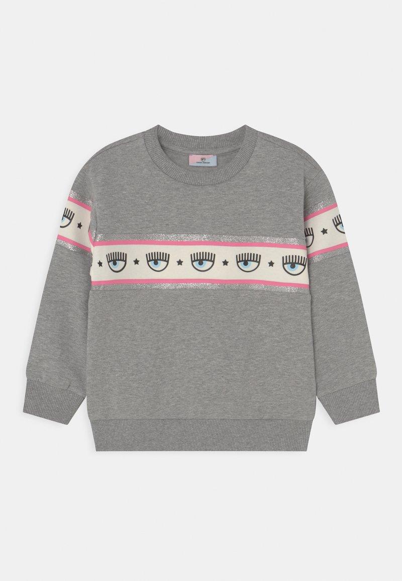CHIARA FERRAGNI - Sweatshirt - grigio