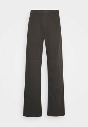 SLACK TROUSER - Pantalon classique - charcoal