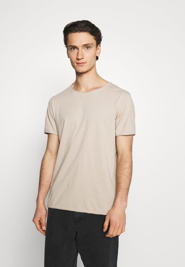 DARK - T-shirt basic - beige