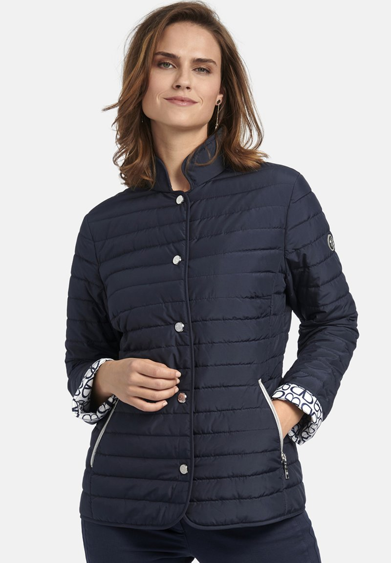 Basler - Winter jacket - blau