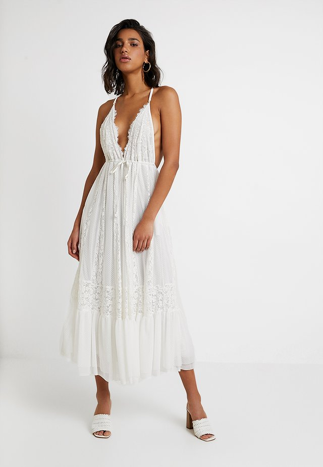 ILL TAKE U FARRER DRESS - Maxi dress - walking on eggshells