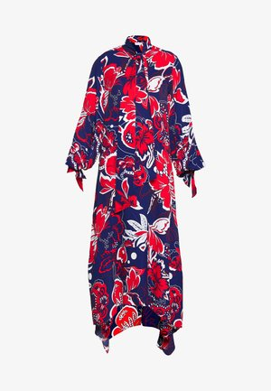 NICCOLO - Maxi dress - ultramarine