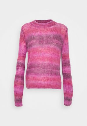 BYOLINE JUMPER - Jumper - canyon rose