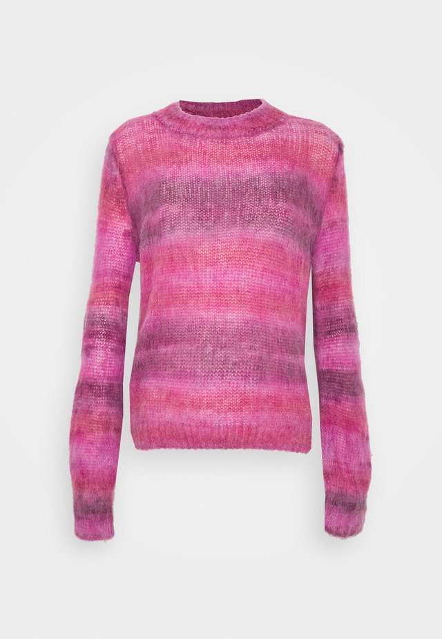 BYOLINE JUMPER - Pullover - canyon rose