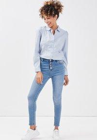 Cache Cache - Button-down blouse - bleu pastel - 1