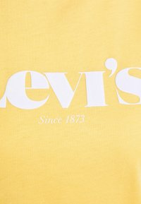 Levi's® - THE PERFECT TEE - Triko spotiskem - golden hazee - 5