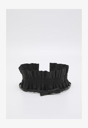 WAIST BELT - Pásek - black