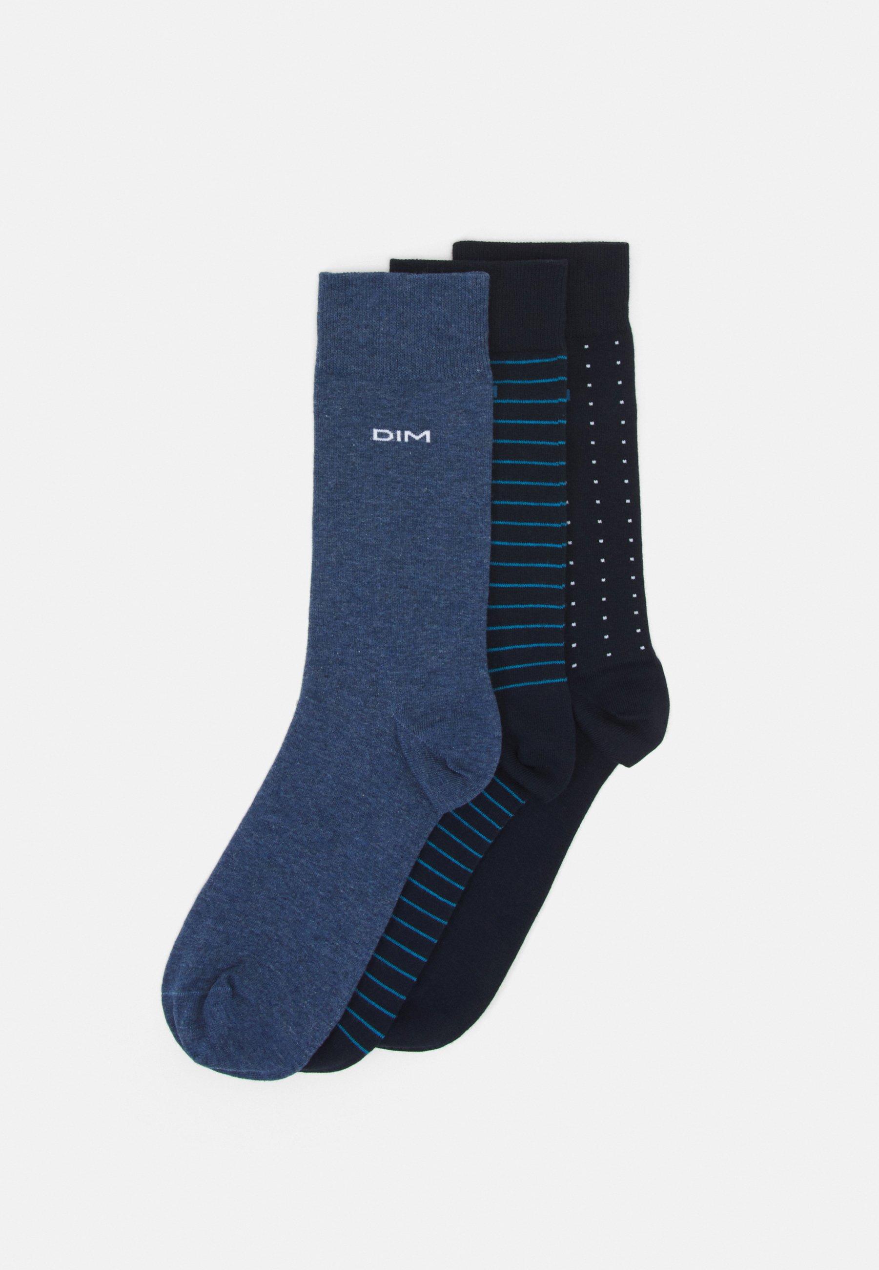 Herren CREW SOCKS 3 PACK - Socken