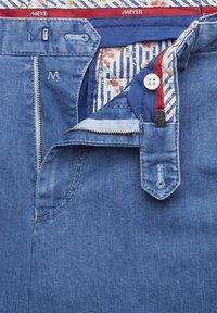 Meyer - AUTOFAHRER UND REISE - Slim fit jeans - blue - 5
