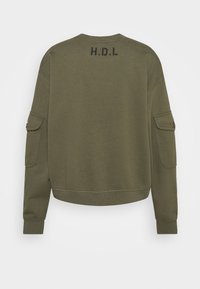 Lee - POCKET SWEATSHIRT - Sweatshirt - olive green - 1