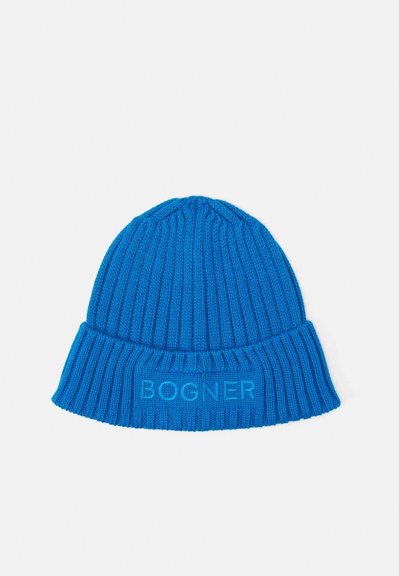 Bogner - ENIO UNISEX - Beanie - electric blue