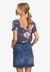 Roxy - BAYWATCH GIRL - Denim skirt - dark indigo - 2