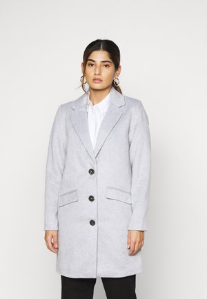 VILEOVITA COAT PETITE - Classic coat - light grey melange