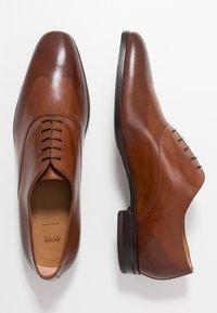 BOSS - KENSINGTON - Stringate eleganti - medium brown - 1