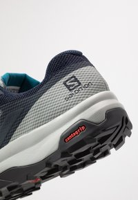 Salomon - OUTLINE GTX - Hiking shoes - navy blazer/quarry/lyons blue - 5