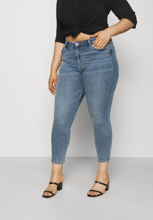 PCLILI - Slim fit jeans - light blue denim