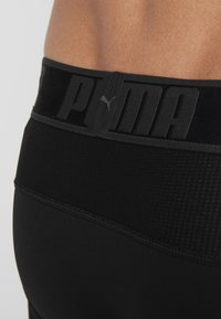 Puma - ACTIVE LONG BOXER PACKED - Panties - black/red - 5