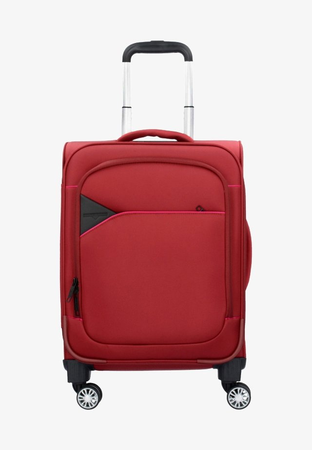 Luggage - red
