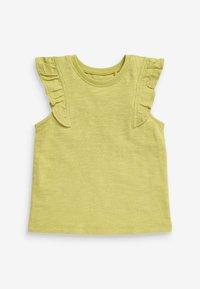 Next - 5 PACK  - Print T-shirt - green - 4