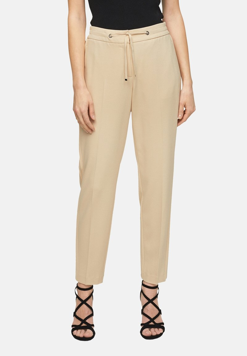 s.Oliver BLACK LABEL - Pantalon classique - beige