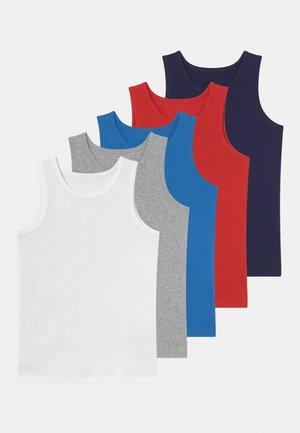 PLAIN 5 PACK - Camiseta interior - multi-coloured