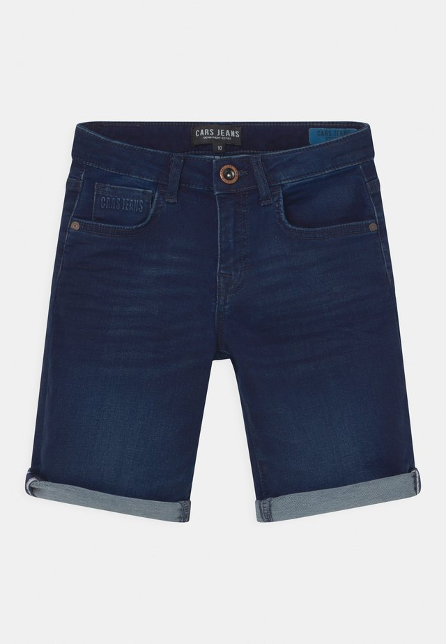 SEATLE - Shorts di jeans - dark used