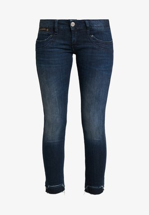 PIPER SLIM CROPPED - Jeans Skinny Fit - attached